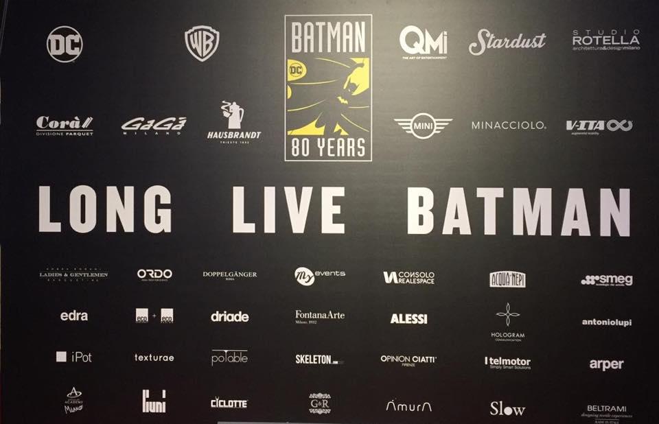 Batcaverna sponsor partecipanti