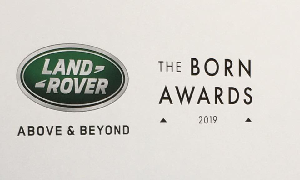 Born Awards and Land Rover